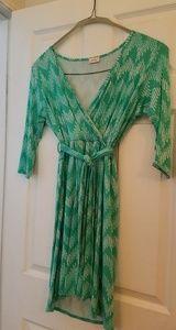 Pixley M Turquoise Dress